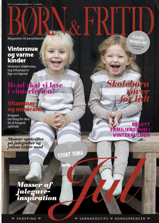 Børn & fritid nr 75 by børn & fritid   issuu