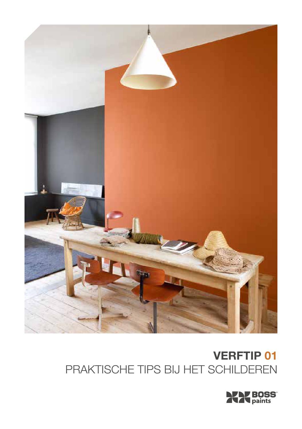 verftip 01 praktische tips bij het schilderen by colora de ...