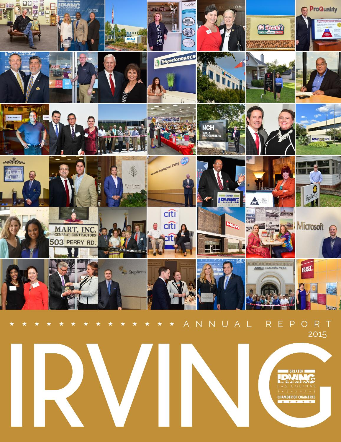 business directory 2014 2015 angleton chamber by angleton 2015 irving chamber annual report
