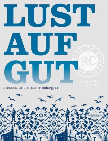 LUST AUF GUT Magazin | Hamburg Nr. 62