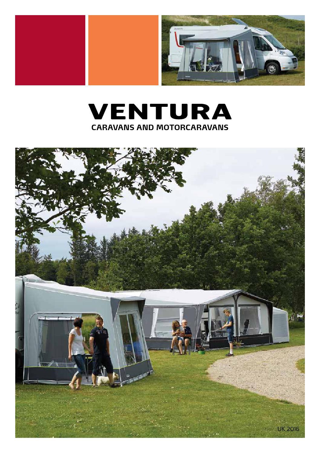 2016 Ventura Brochure By Venture Caravans