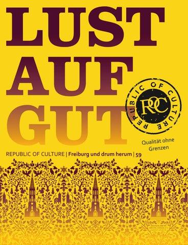 LUST AUF GUT Magazin | Freiburg Nr. 59