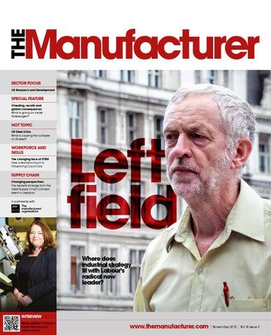 The Manufacturer November 2015
