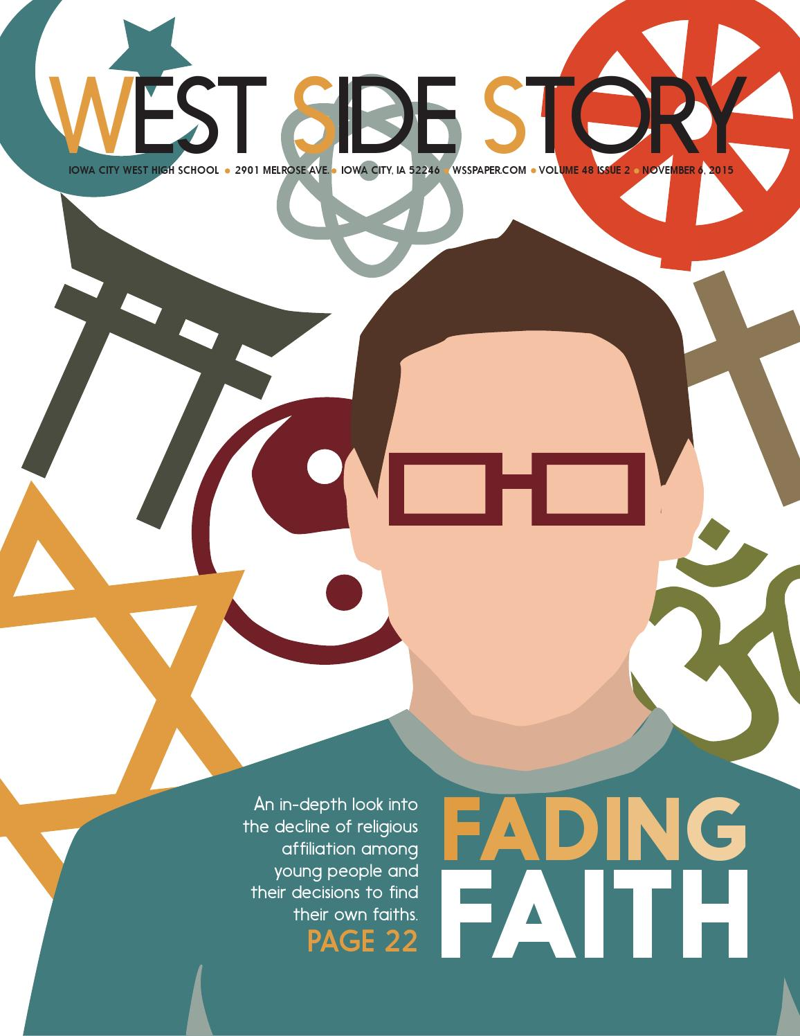 west side story issuu west side story acircmiddot 6 2015