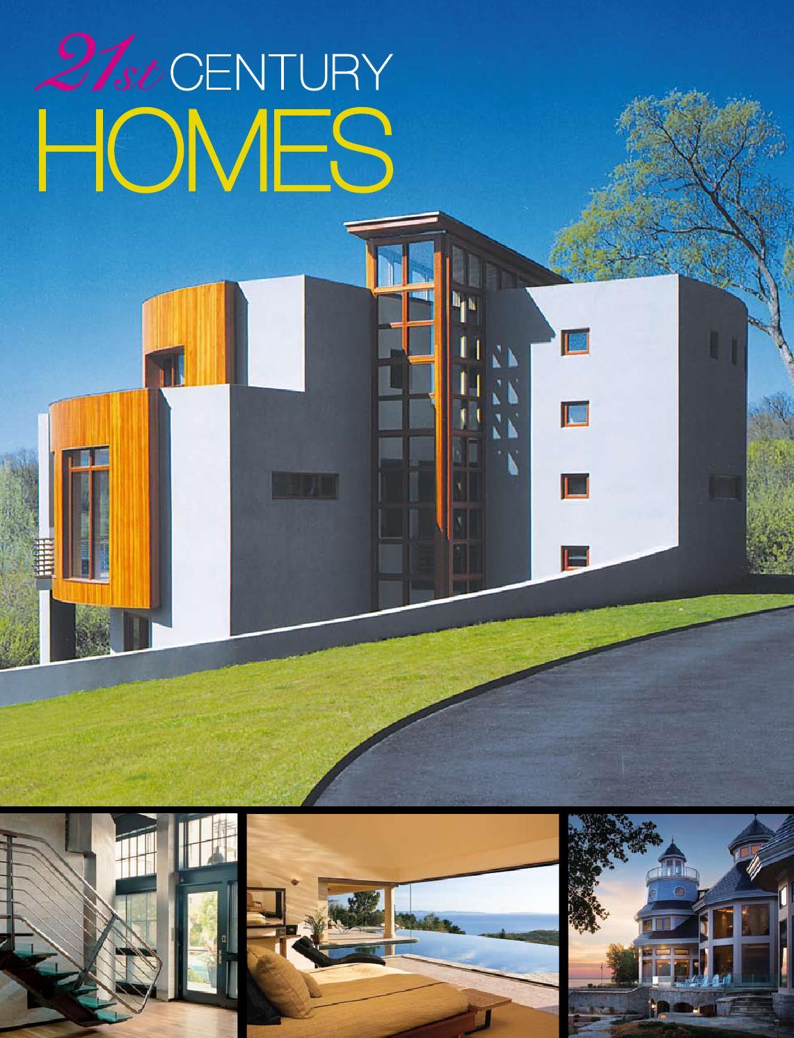 21st Century Homes By Thanhcn Issuu