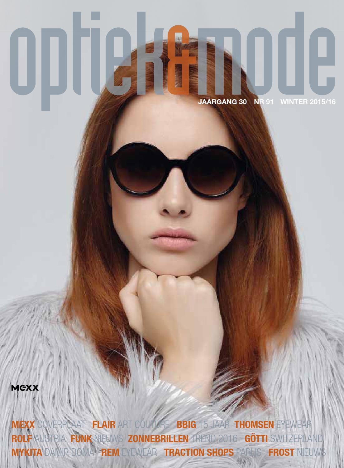 Optiek & mode 91 by commapublishing   issuu