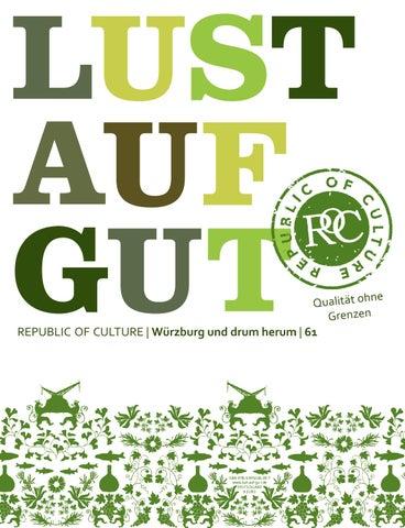 LUST AUF GUT Magazin | Würzburg Nr. 61