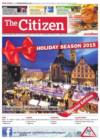 The Citizen - November 12, 2015