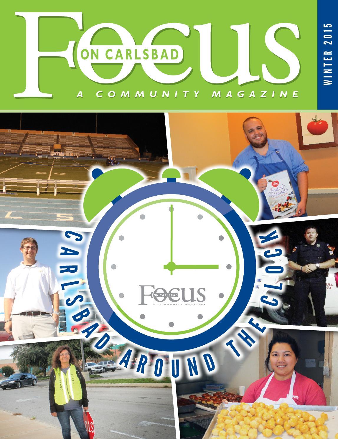 Focus on carlsbad fall 2016 by focusnm.com   issuu