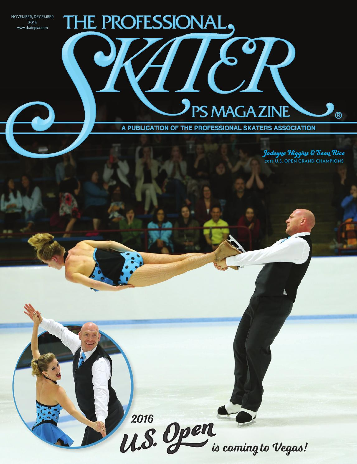 2015 by professional skaters association