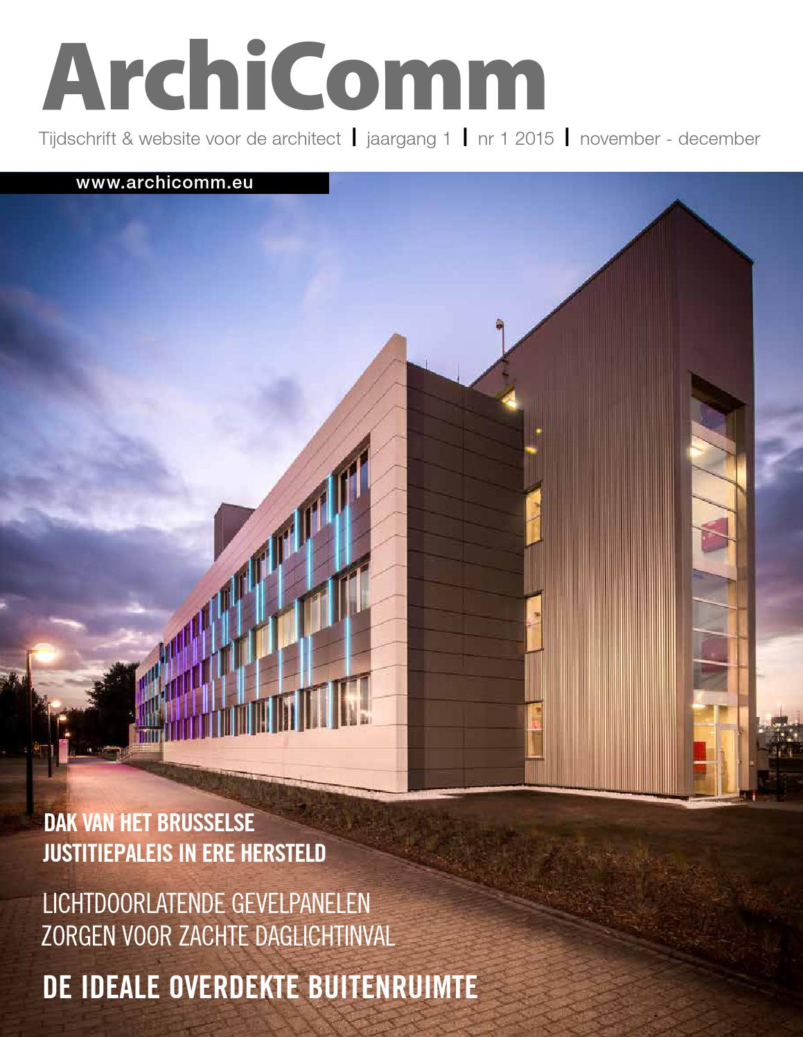 AWM 46 by Architectenweb - issuu
