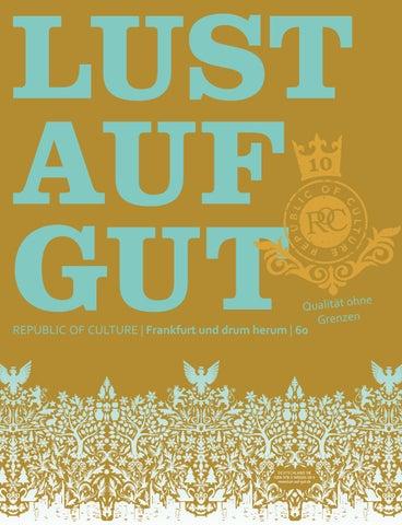 LUST AUF GUT Magazin | Frankfurt Nr. 60
