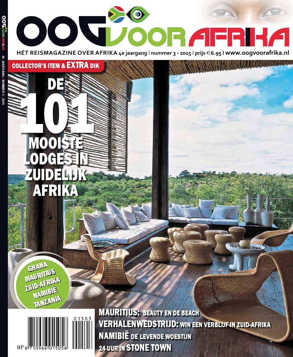 Oog voor afrika 03 2015 by oog voor afrika   issuu