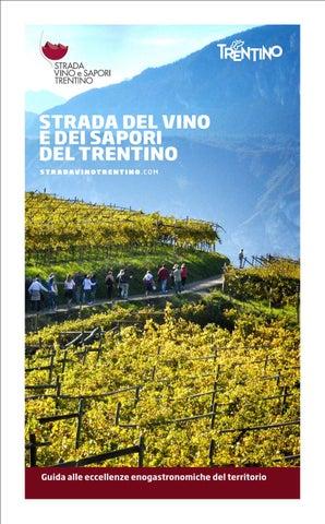 Strada del Vino e dei Sapori del Trentino - Guida alle eccellenze enogastronomiche del territorio