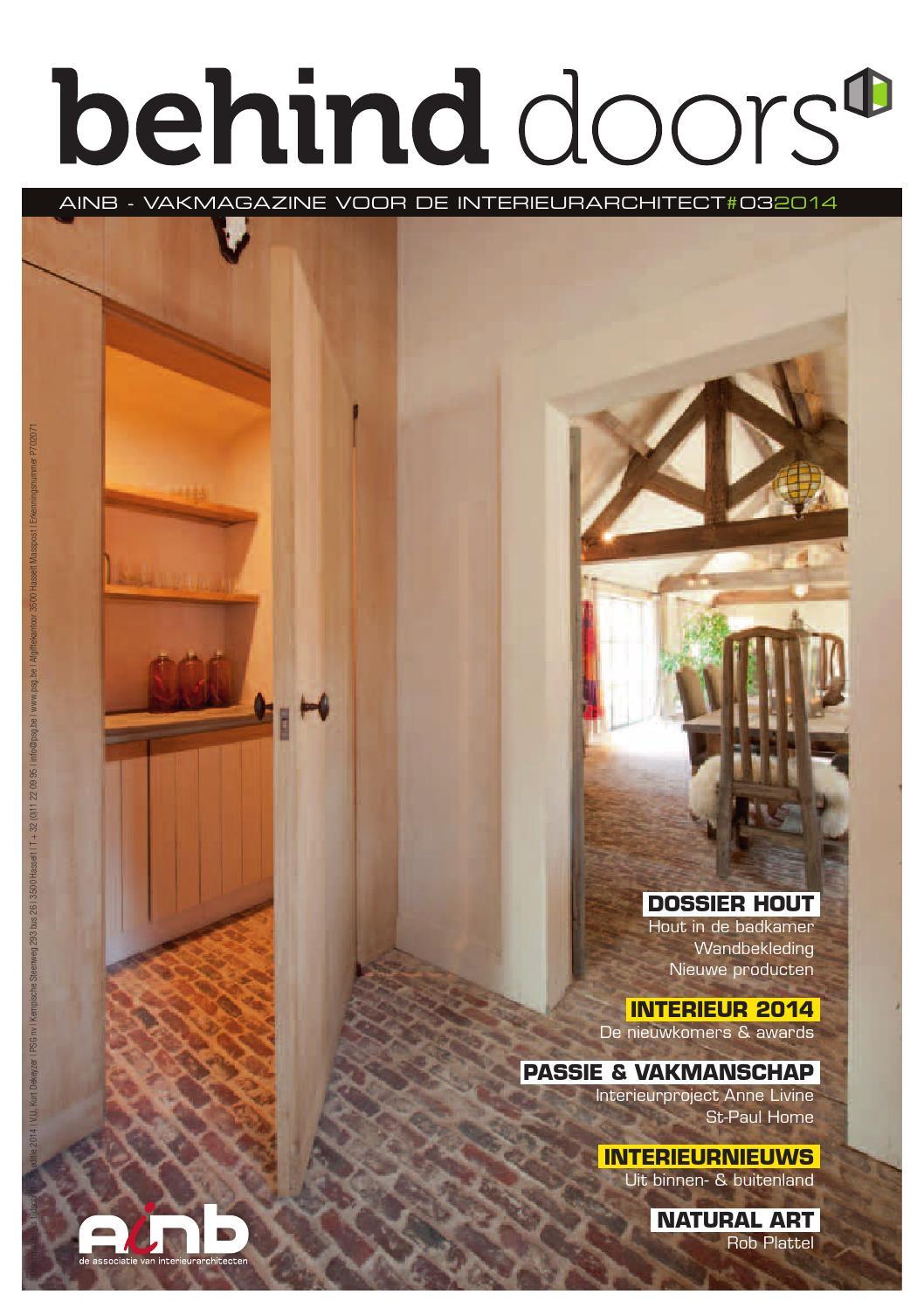 behinddoors03-2014 by AiNB - issuu