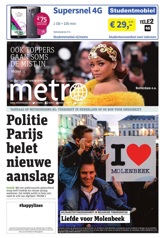 20150604 nl rotterdam by metro netherlands   issuu
