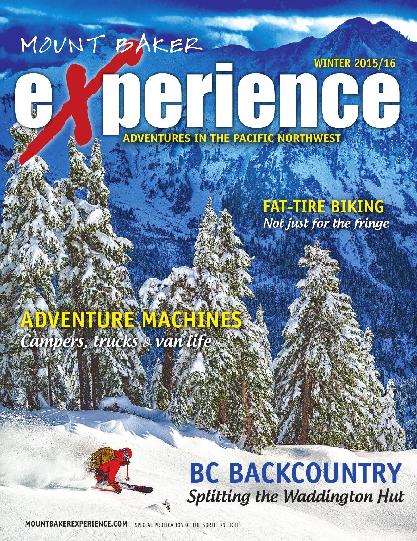 mount baker experience winter 2016