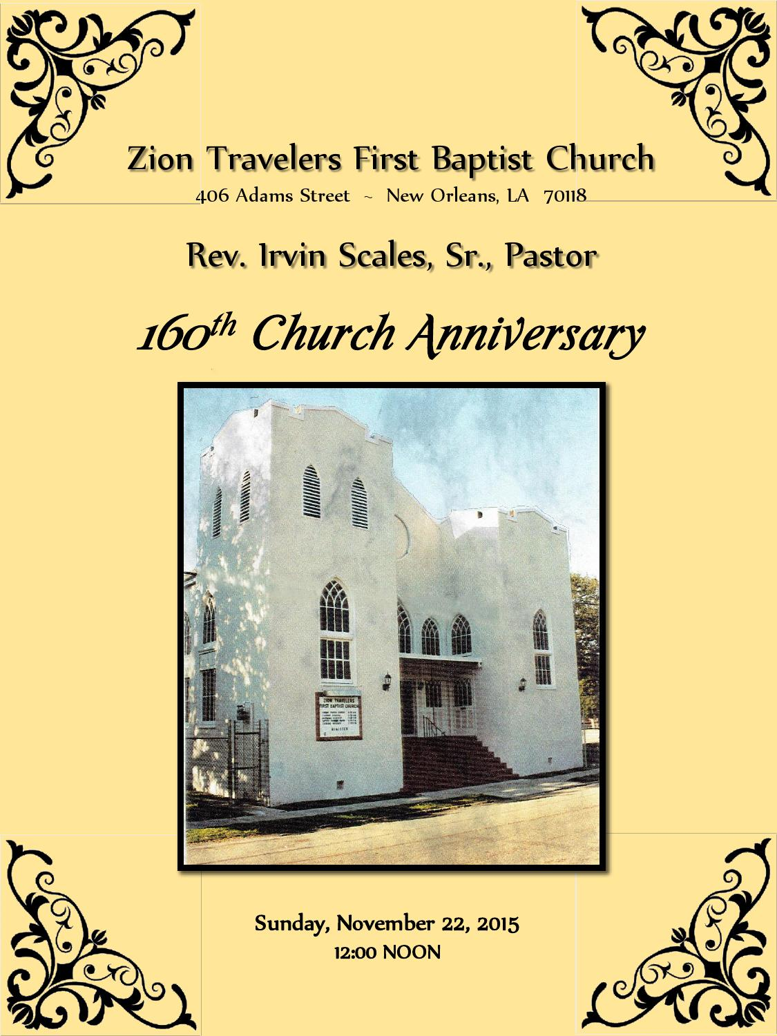 The gallery for --> Church Anniversary Program Booklet
