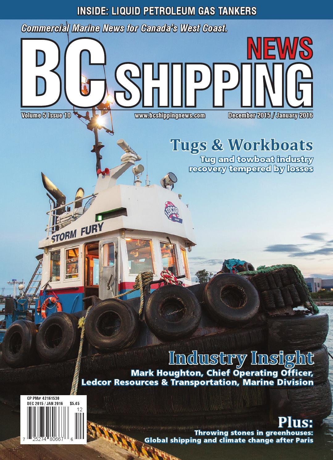 bc shipping news by bc shipping news bc shipping news 2015 2016 by bc shipping news issuu