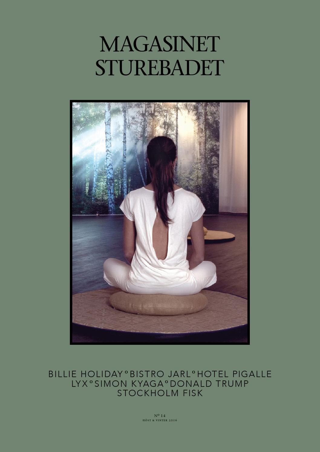 Magasinet Sturebadet Nr 12 by Magasinet Sturebadet - issuu