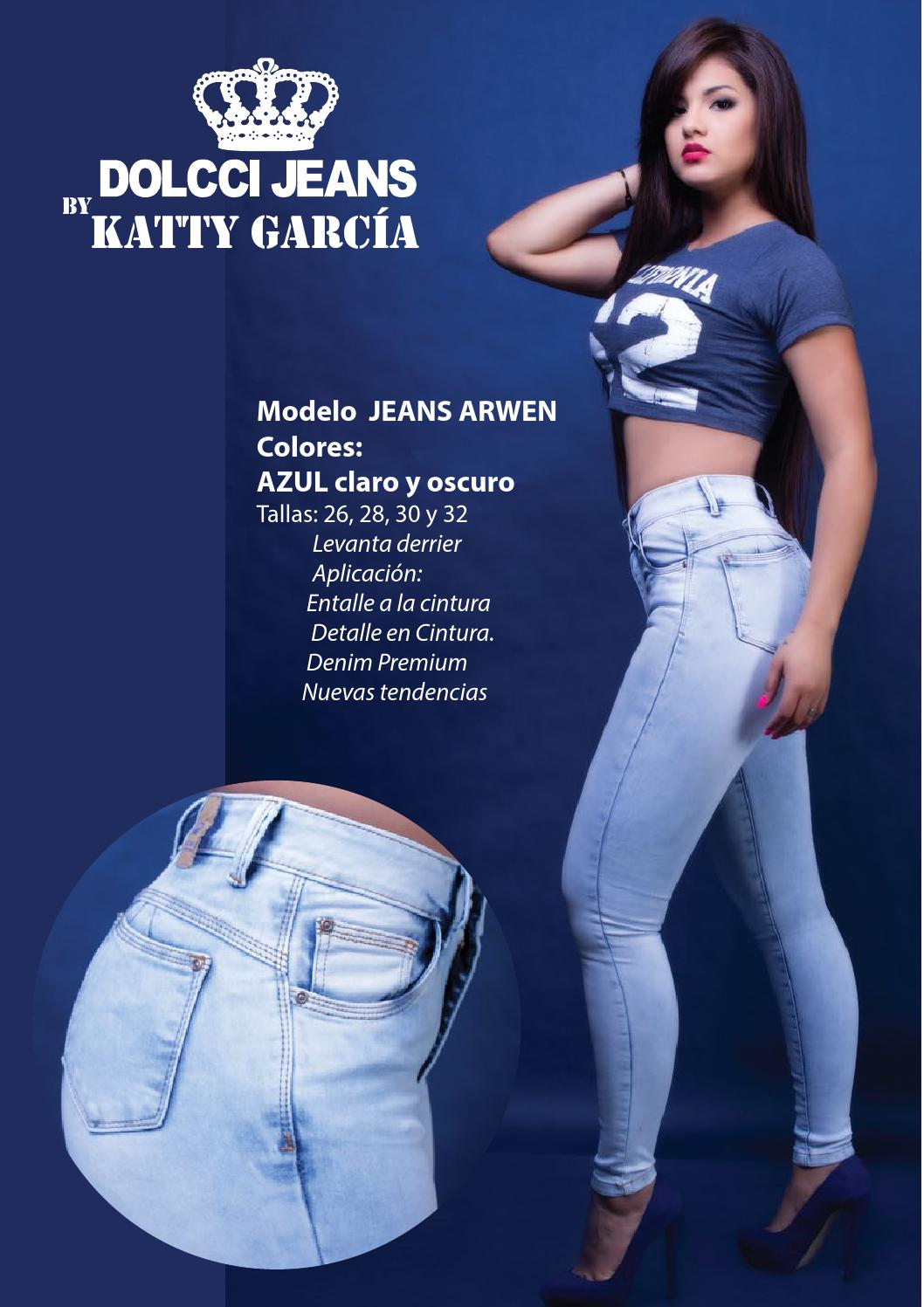 Nueva Colecciu00f3n Verano 2016 by Dolcci Jeans by Katty Garcia (page 3) - issuu