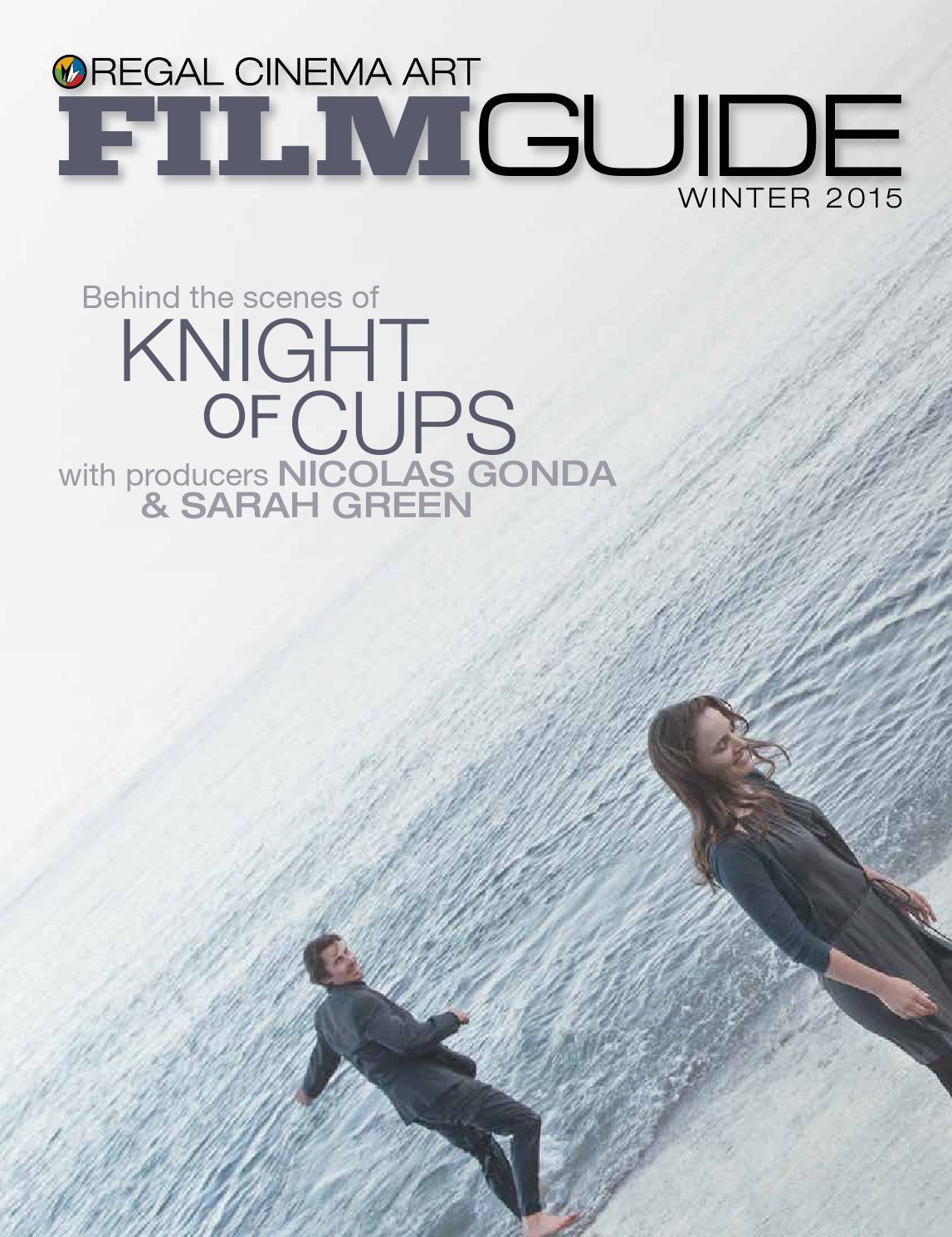 regal cinema art film guide fall 2016 by regal entertainment regal cinema art film guide winter 2015