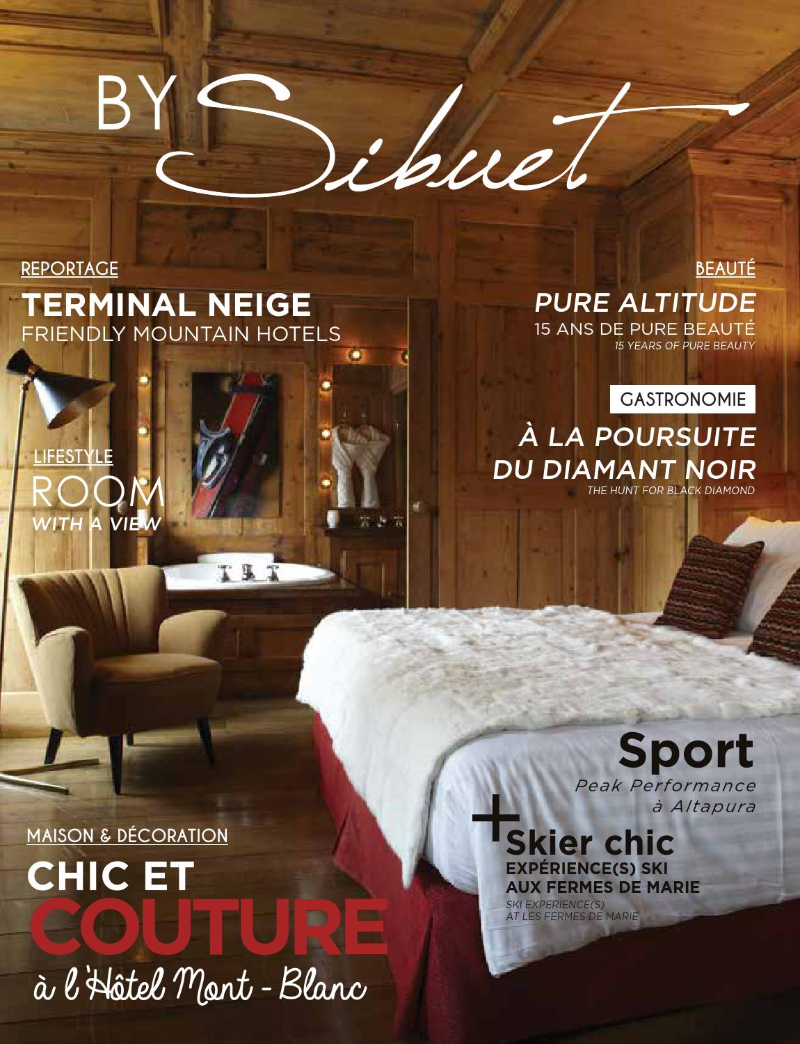 by sibuet 5 by maisons h tels sibuet issuu. Black Bedroom Furniture Sets. Home Design Ideas