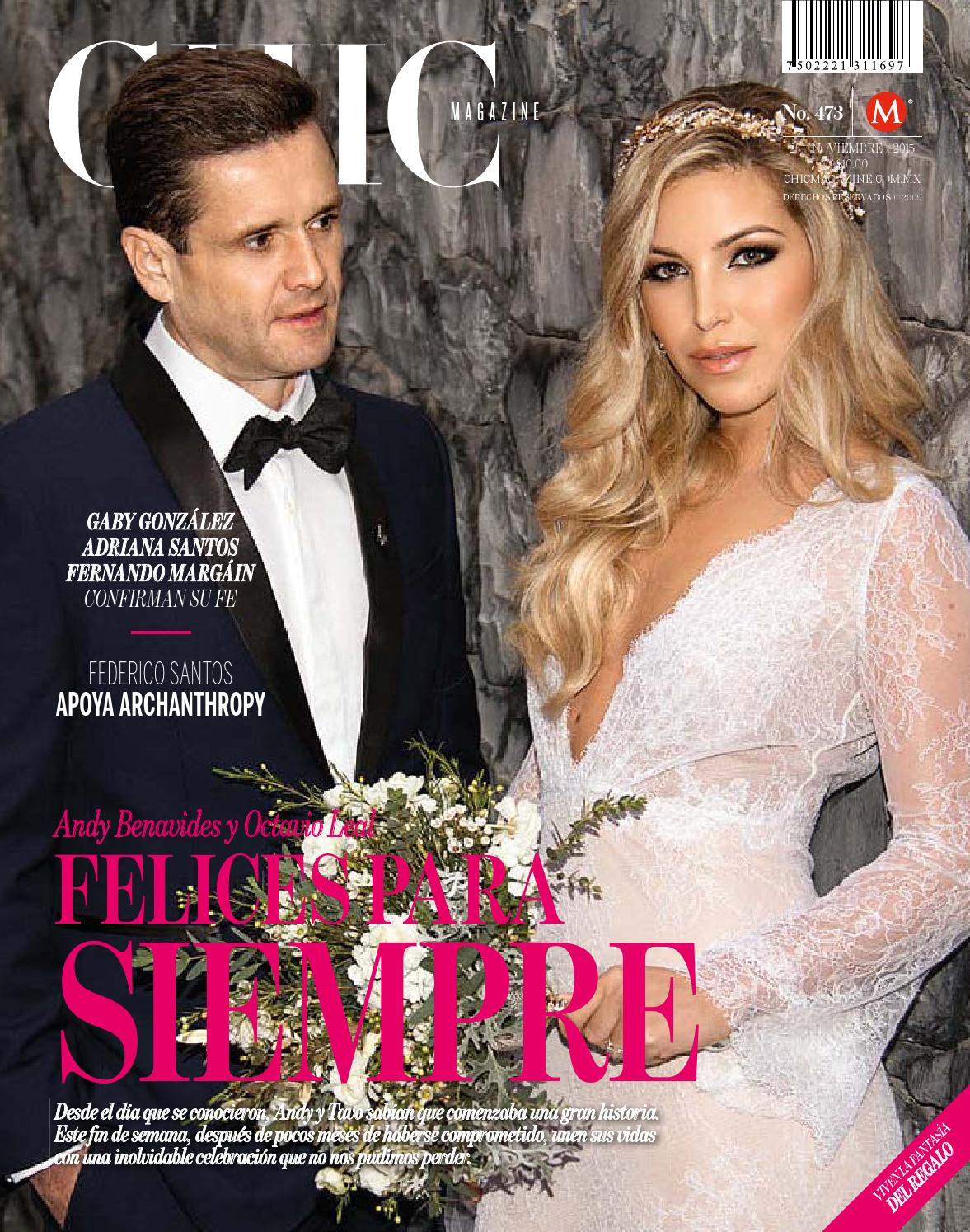 chic magazine monterrey n250m 473 26nov2015 by chic