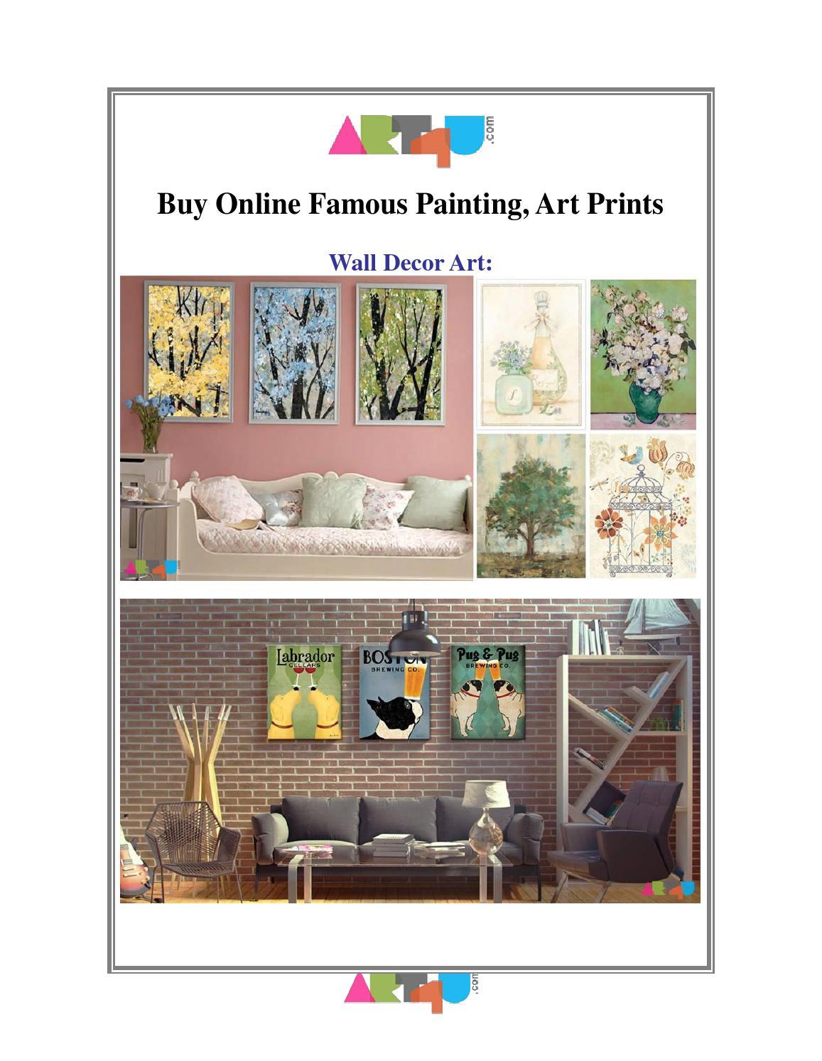 Buy art prints online india by art 4u issuu for Buy art on line
