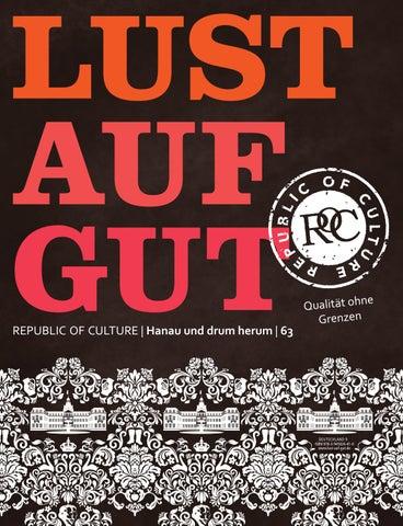 LUST AUF GUT Magazin | Hanau Nr. 63
