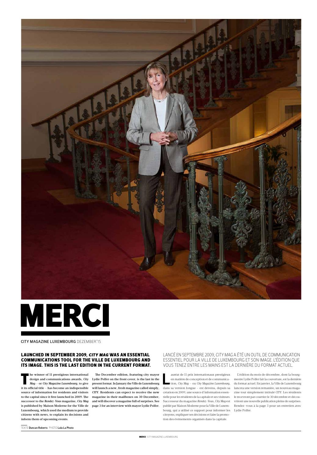 City 2016 03 by maison moderne   issuu