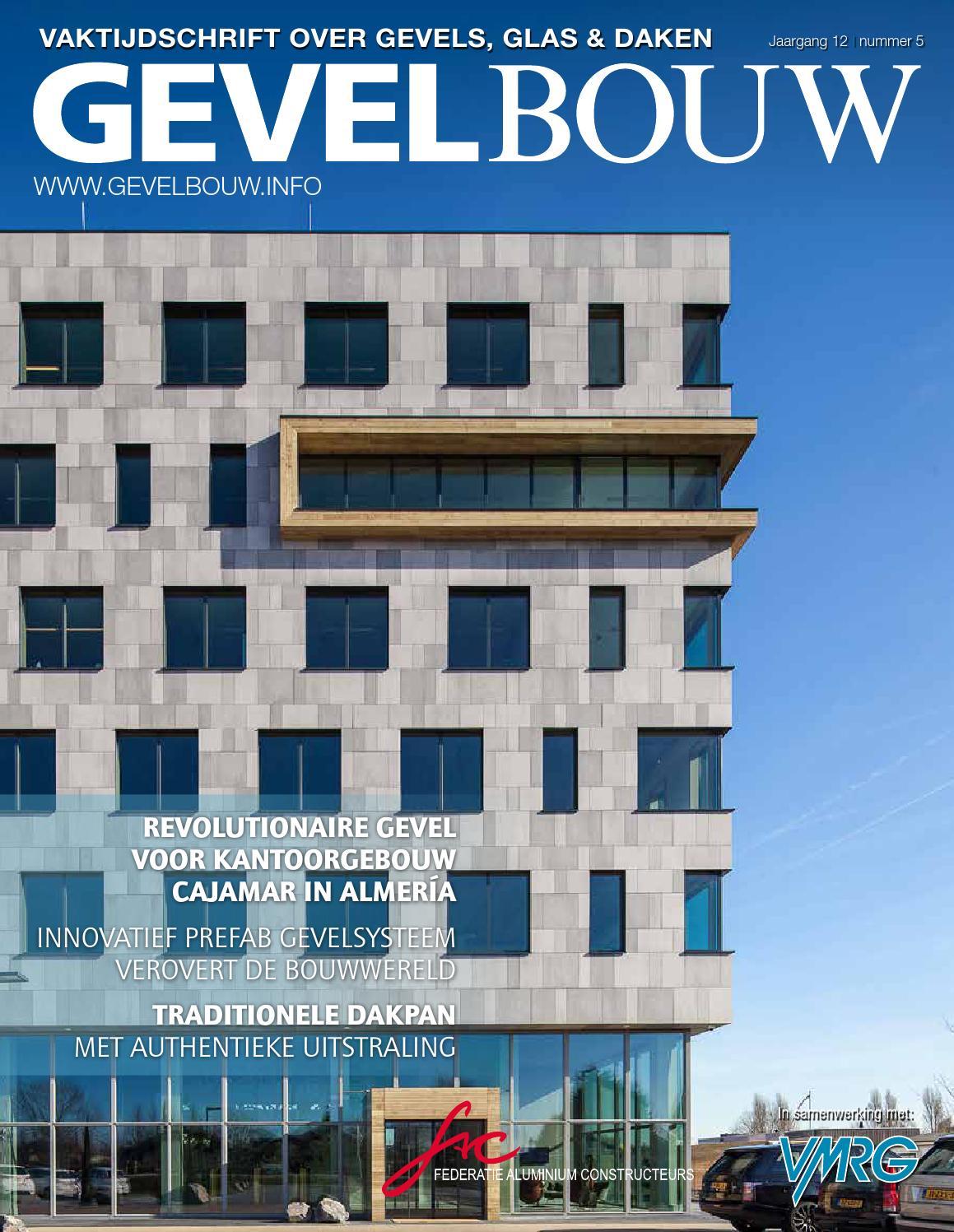 Gevelbouw 02 2015 by Louwers Uitgeversorganisatie BV - issuu