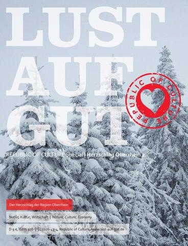 LUST AUF GUT Magazin | Special: Herzschlag Oberrhein 2