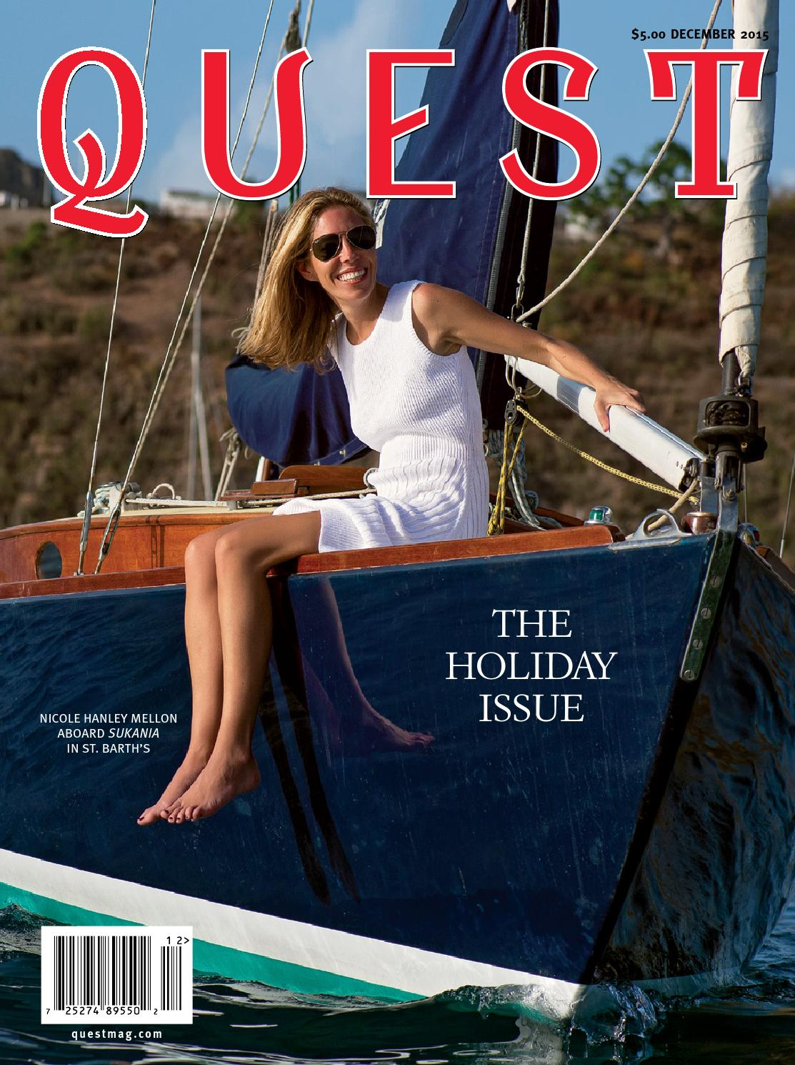 Quest December 2015 By Quest Magazine Issuu