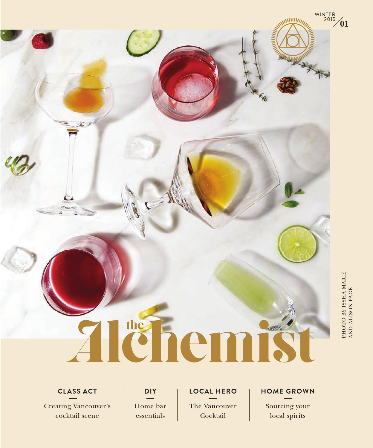 the alchemist fall 2016 by the alchemist