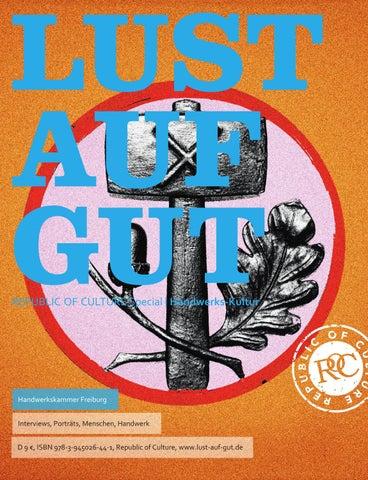 LUST AUF GUT Magazin | Special: Handwerkskammer Freiburg
