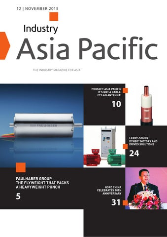 Industry Asia Pacific 12