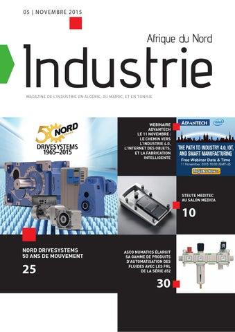 Industrie Afrique du Nord 05