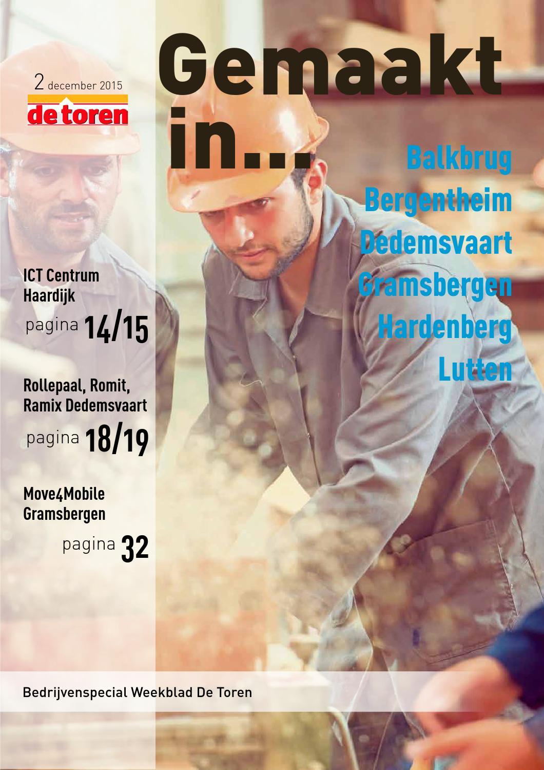Ondernemerskrant zuid oost friesland by online publicaties   issuu