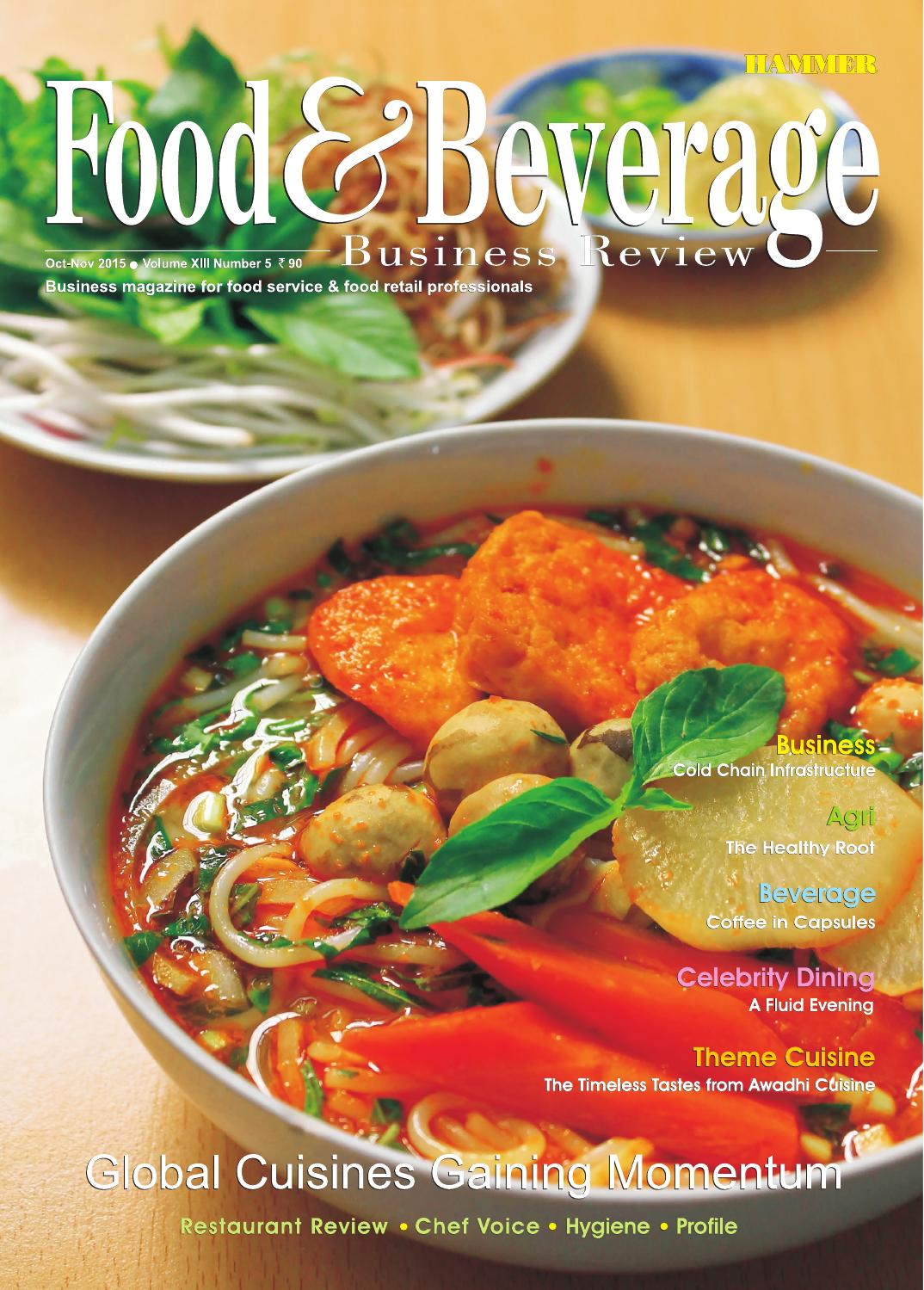 food and beverage literature review This is the first review to synthesize nudging interventions, finding minimal uptake of nudging in the academic literature, and mixed effectiveness of nudging for influencing healthier food and beverage choices.