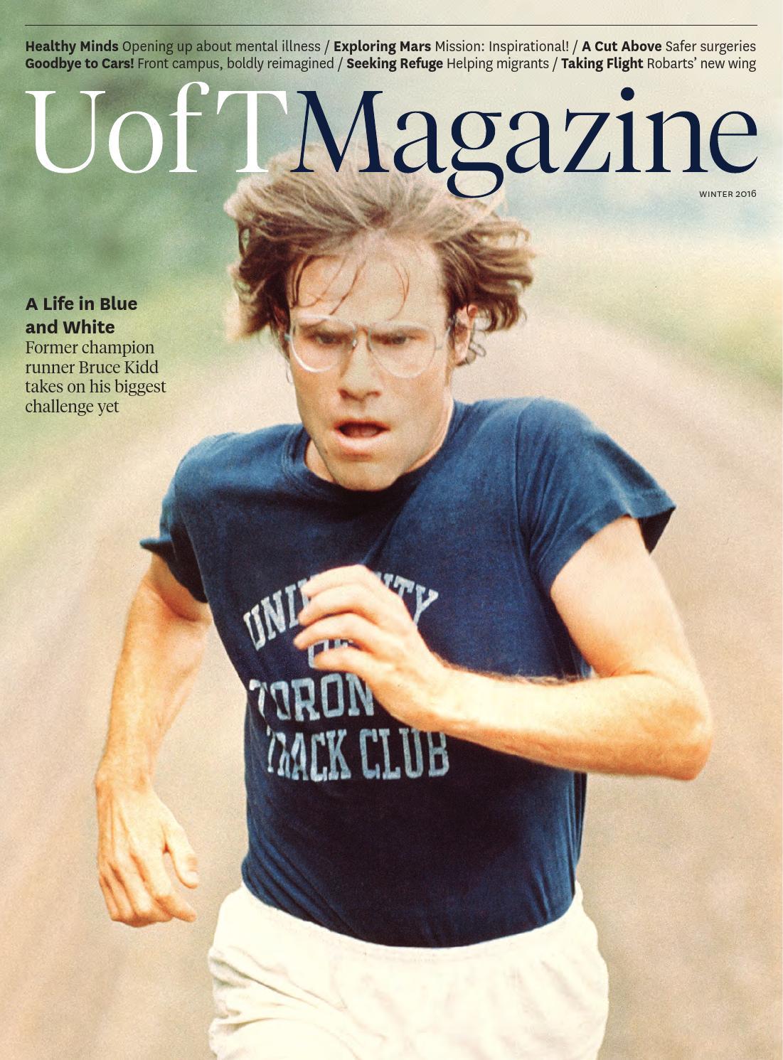 Canada Goose down replica price - U of T Magazine | Winter 2014 by University of Toronto Magazine ...