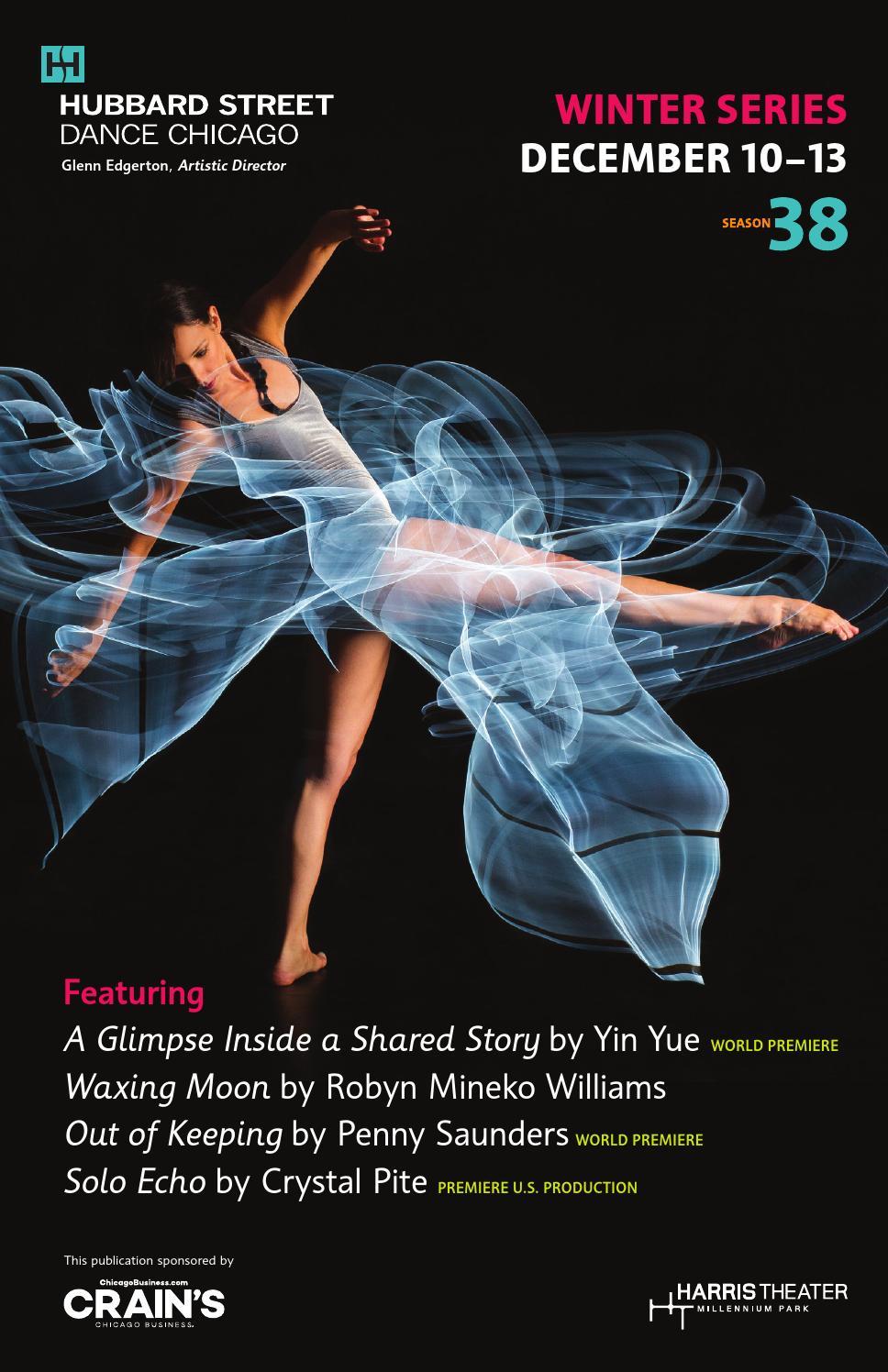 Hubbard street's season 37 spring series by hubbard street dance ...