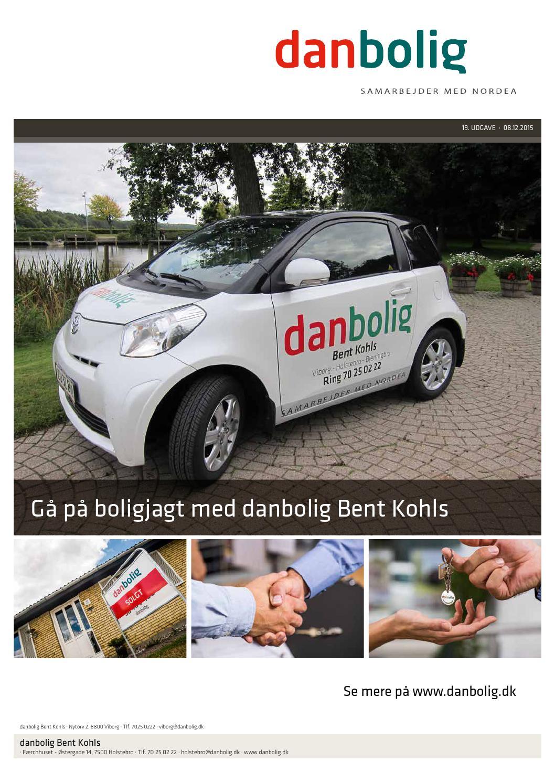 Danbolig holstebro udg 19 by danbolig bent kohls   issuu