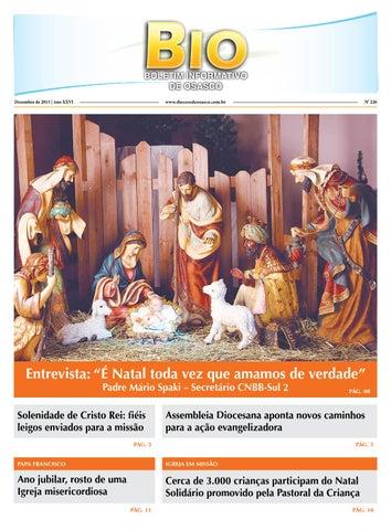 [Bio Diocesano – Dezembro 2015]