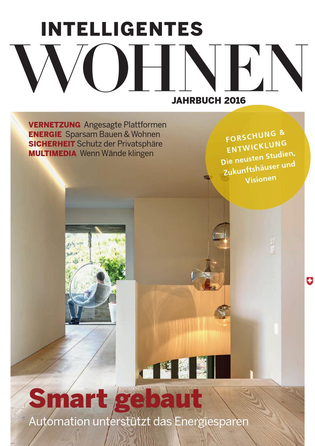 Das intelligente Haus 1/2016 by Fachschriften Verlag - issuu