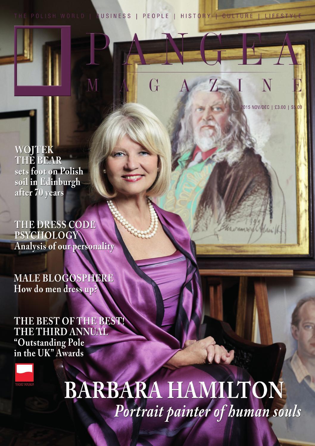 Pangea Magazine November December 2015 by Pangea Magazine - issuu
