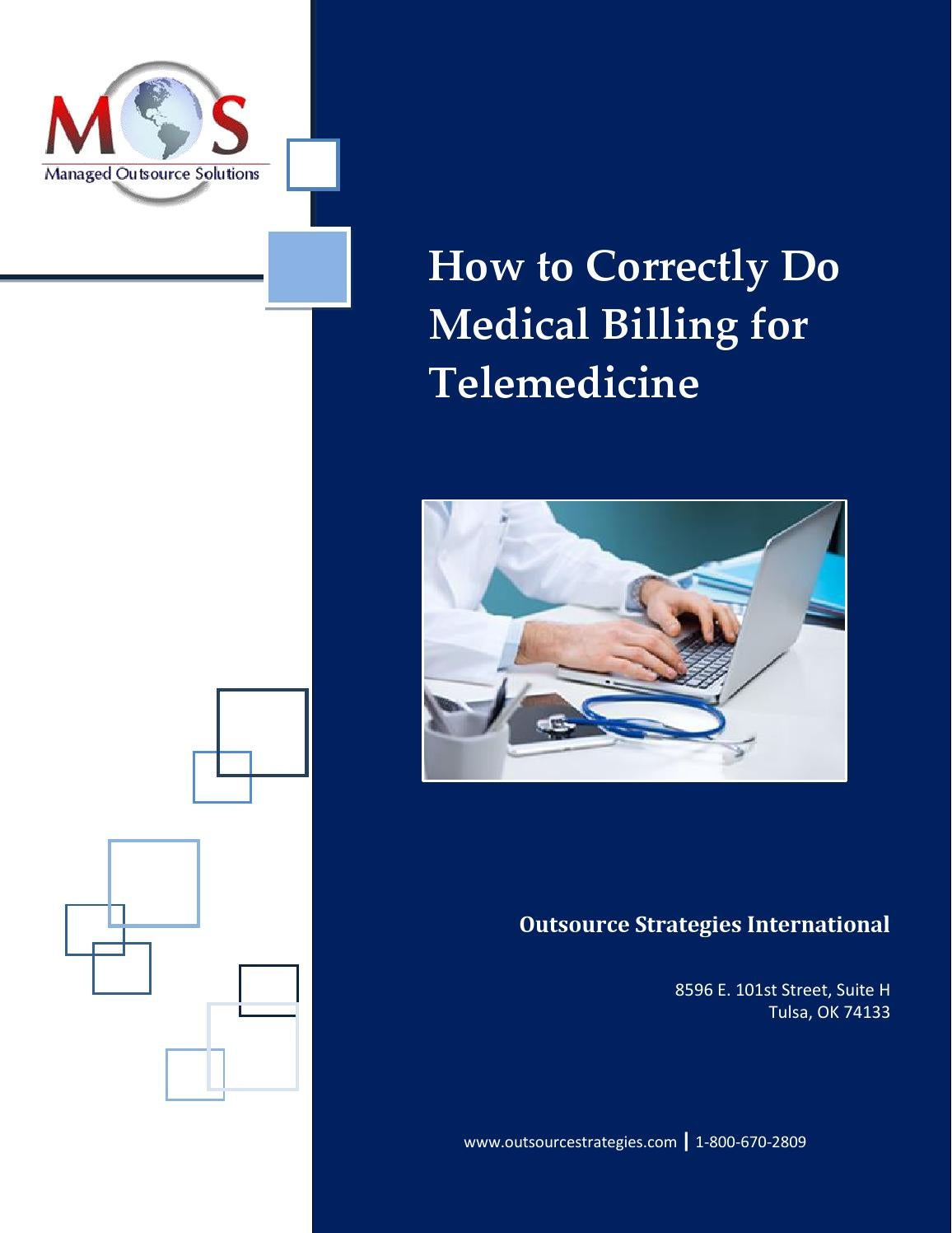 correct medical billing and coding in