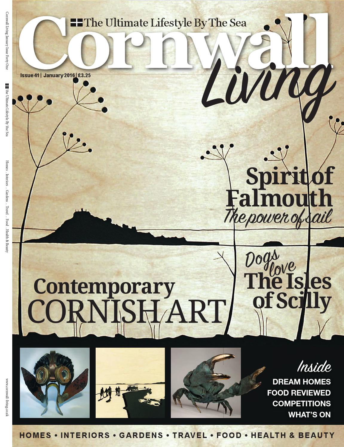 Cornwall Living 46 by Engine House Media - issuu