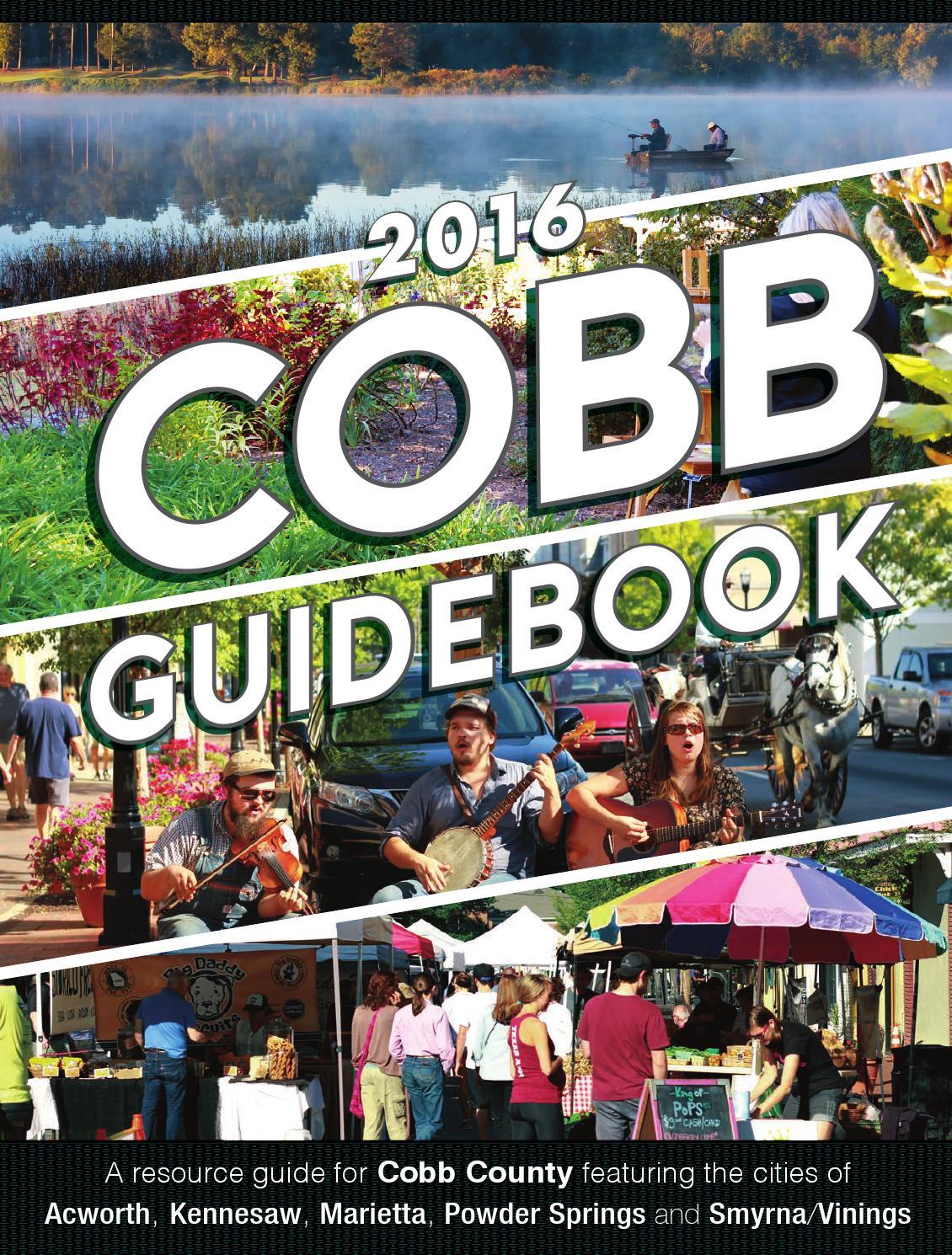cobb guidebook 2017 by pubman inc issuu