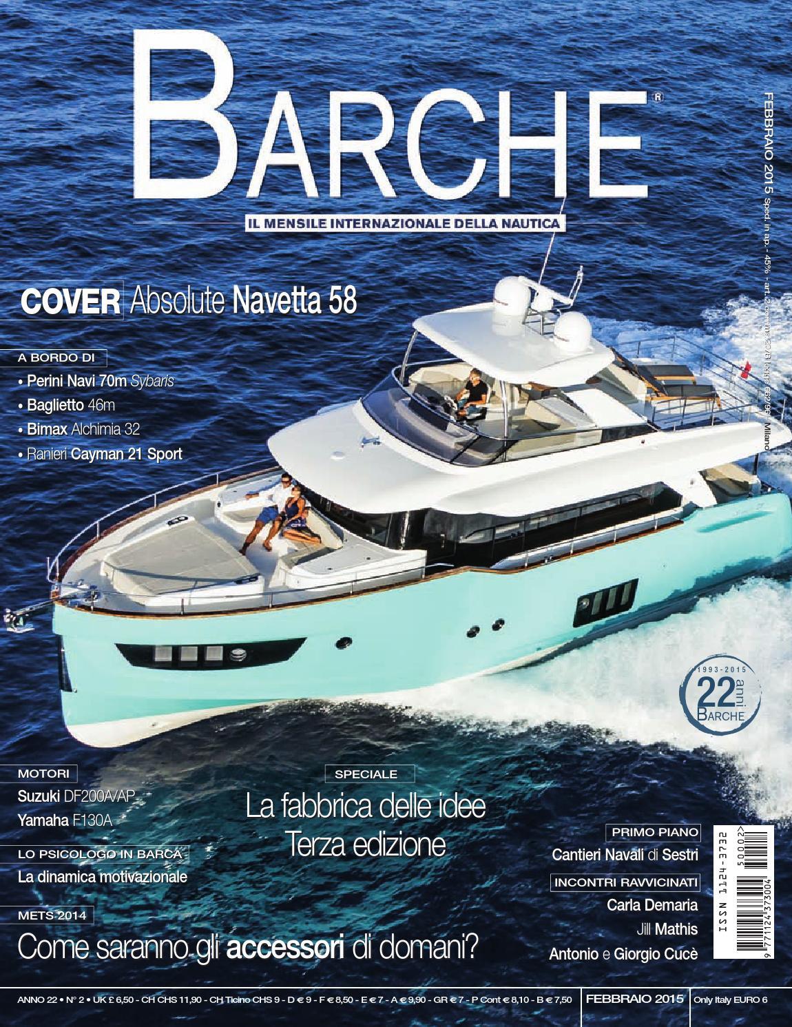Nautica Free #1 by Nautica Editrice Srl - issuu